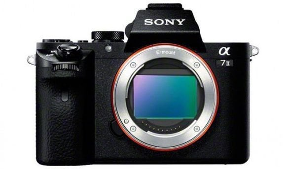 sony a7 ii mirrorless camera with with 5 axis in body stabilization 550x325