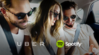 spotify uber