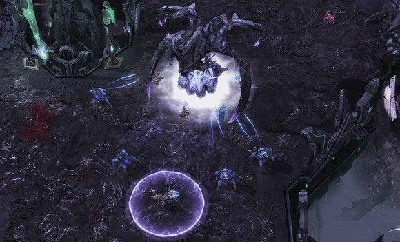 starcraft ii legacy of the void blizzcon 2014 shakuras 01