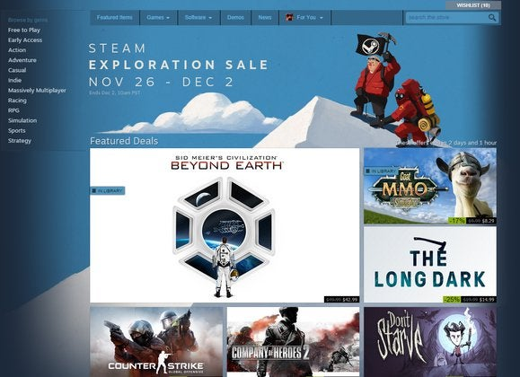 steamexplorationsale