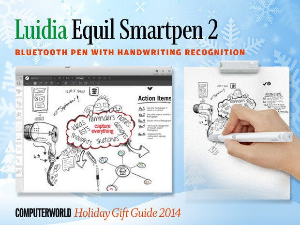 Luidia Equil Smartpen 2