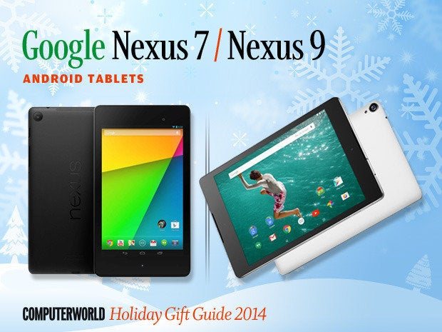 Google Nexus 7 and Nexus 9