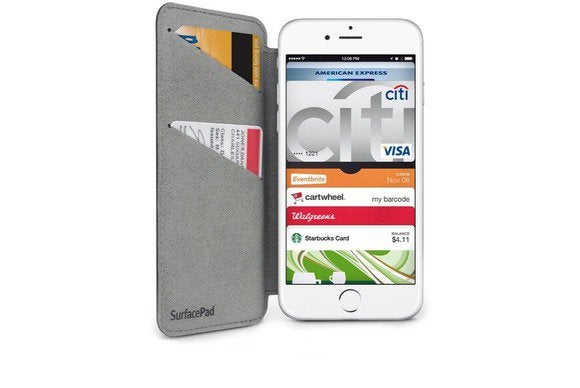 twelvesouth surfacepad iphone