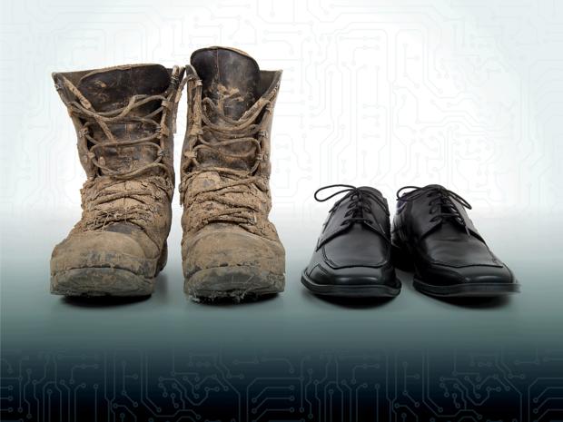 veterans in IT