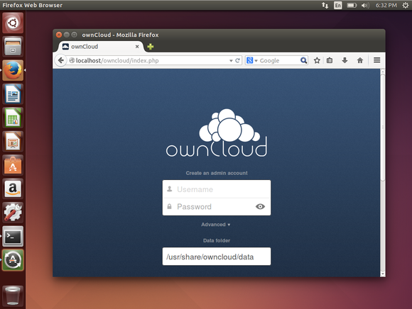 vulnerable owncloud installed from ubuntu repositories