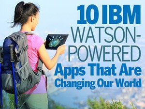 10 IBM Watson-Powered Apps That Are Changing Our World
