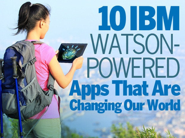 IBM Watson-Powered Apps