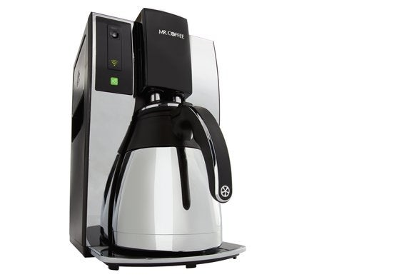 Mr Coffee Smart Coffee Maker Review : Mr. Coffee Smart Coffeemaker with WeMo support review Macworld