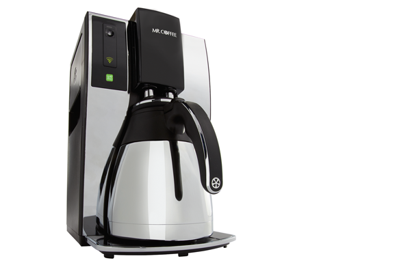 Mr Coffee Smart Coffee Maker Review : Mr. Coffee Smart Coffeemaker with WeMo support review