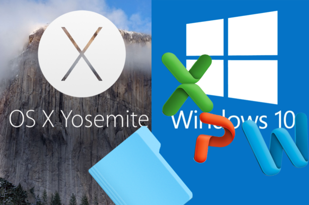 How To Share Mac Os X Yosemite Files With Windows 10 Itworld