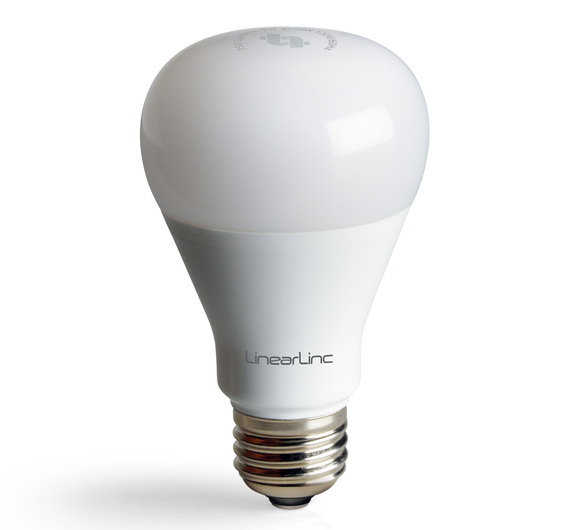Z-Wave LED light bulb
