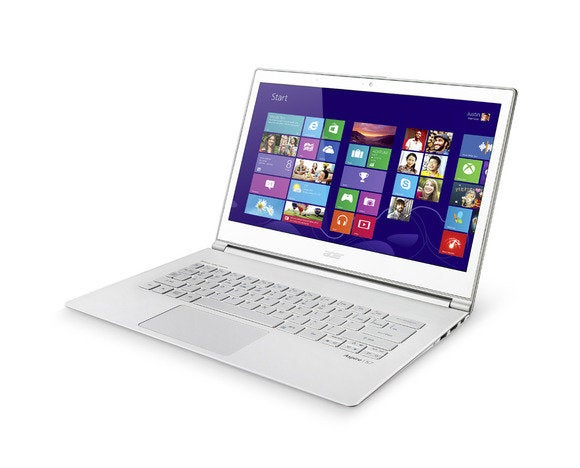 acer aspire s7 393 front left facing win