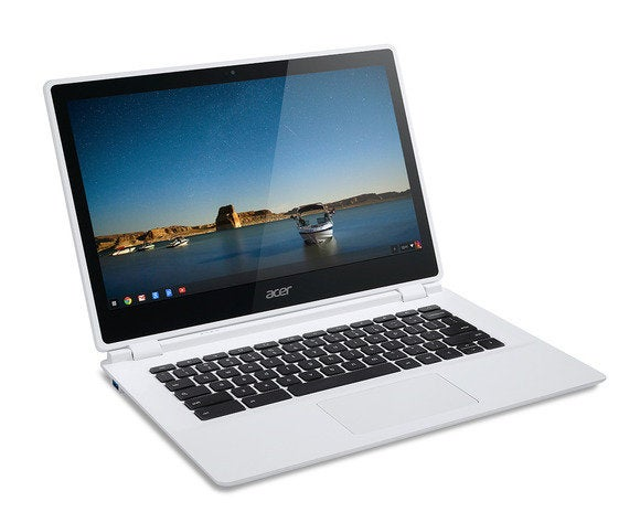 acer chromebook 13 touch right facing