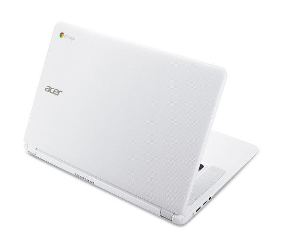 acer chromebook 15 cb5 571 rear right facing