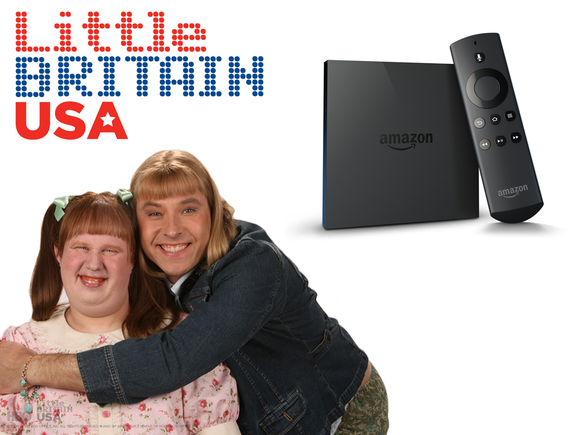 Amazon Fire TV HBO