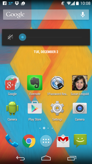 android phone silent mode