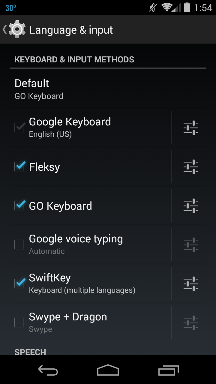 Unfortunately lg keyboard has stopped android | Fix LG Keyboard has