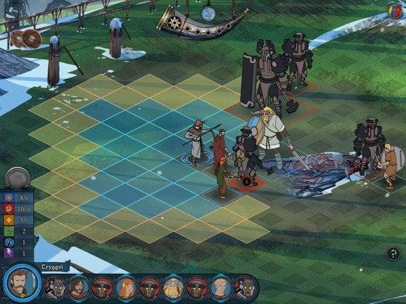 bannersaga battle