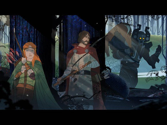 bannersaga cinematic