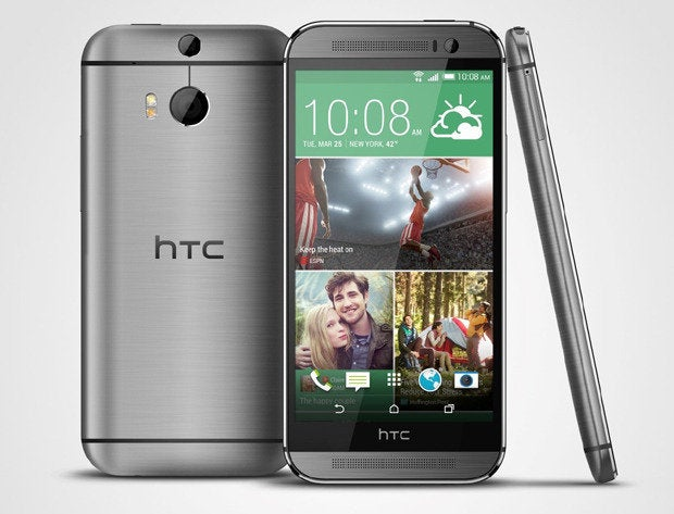 Best Android Phones - HTC One M8