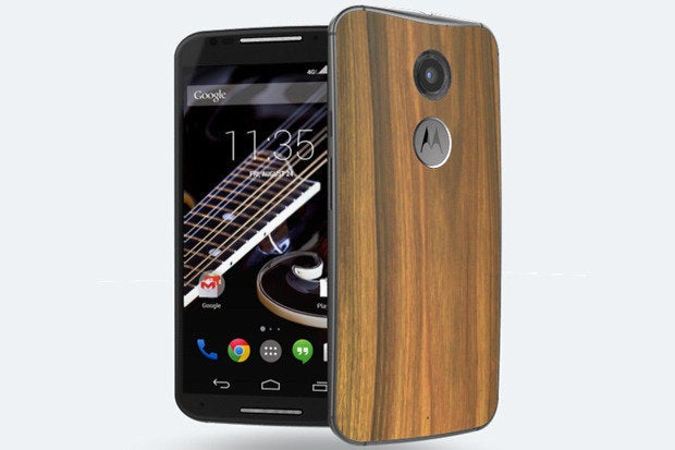 Best Android Phones - Moto X 2014