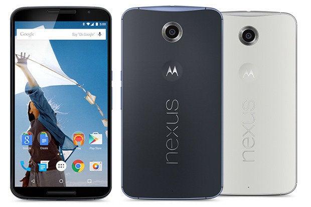 Best Android Phones - Nexus 6