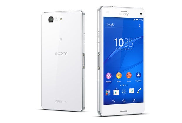 Best Android Phones - Sony Xperia Z3 Compact