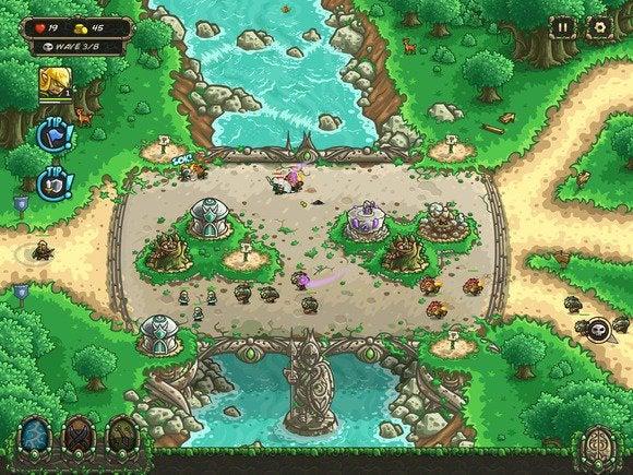 bestgames2014 kingdomrush