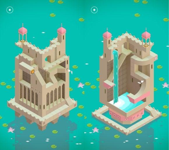 bestgames2014 monumentvalley