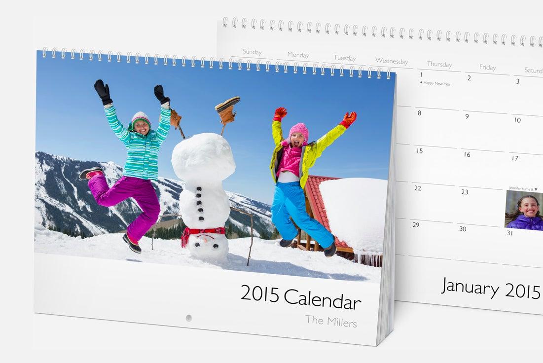 How To Make Beautiful Calendars With Iphoto Macworld