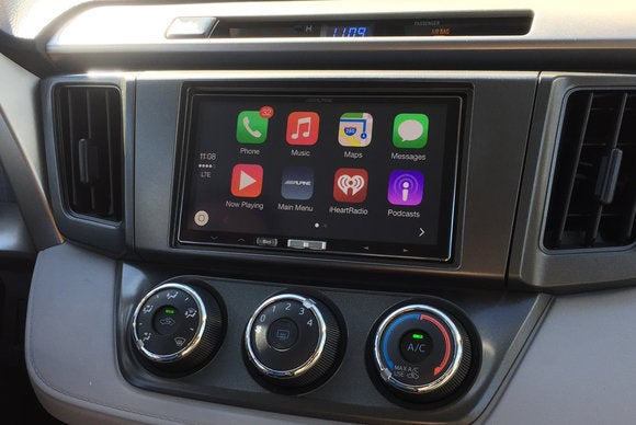 carplay alpine2