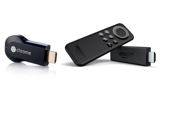 Amazon Fire TV Stick or Google Chromecast: Why not both? | TechHive