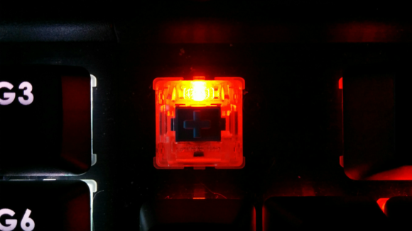 Corsair K95 Switch