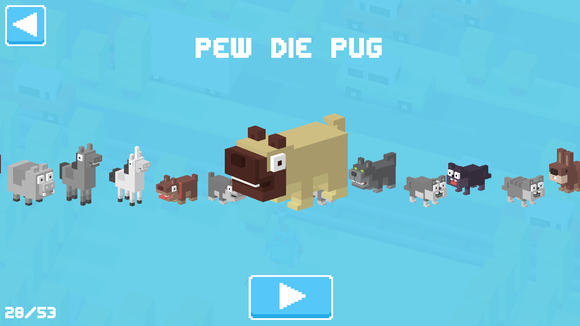 You Should Play Crossy Road Is Basically Endless Frogger