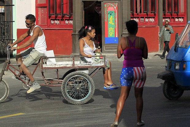 cuba street scene
