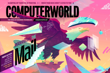 Computerworld Digital Edition, December 2014 cover