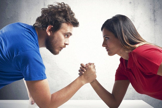deathmatch 4 arm wrestle battle fight contest
