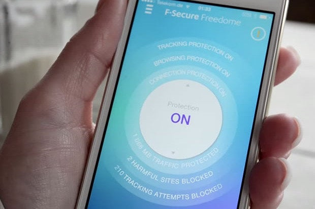 F-Secure VPN Freedome