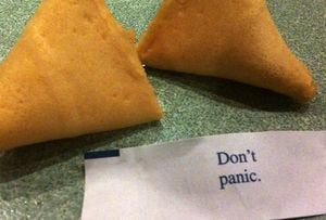 fortune cookie panic