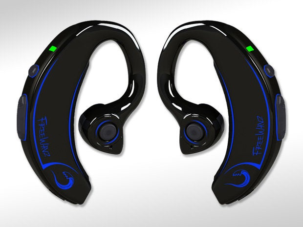 freewavz wireless headphone