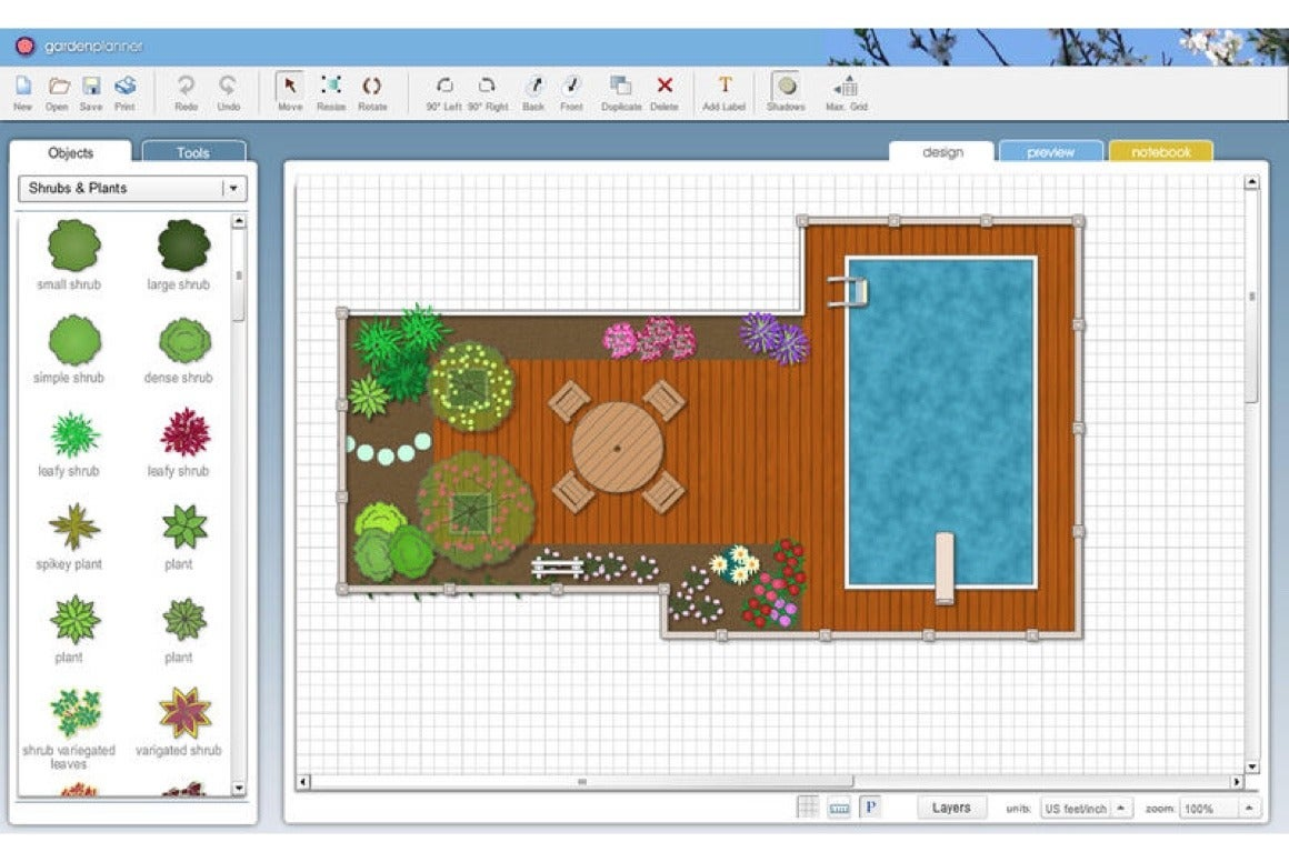 The week in mac apps presentations gardening and new for Garden planner app