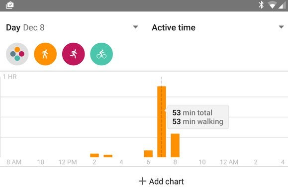 google fit android app