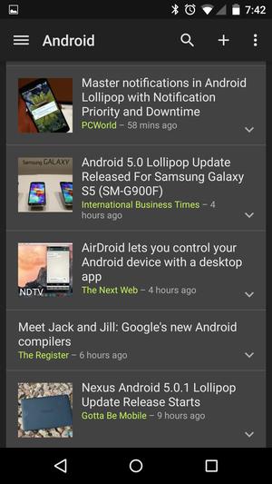 google news topic