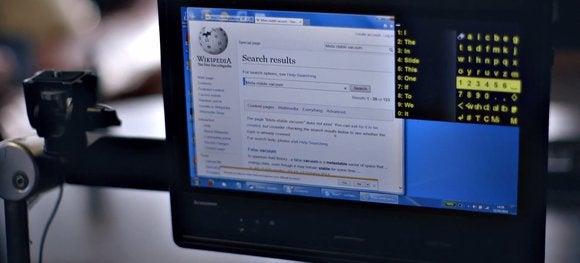 Intel, SwiftKey upgrade Stephen Hawking's communication