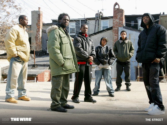 hbo the wire 4