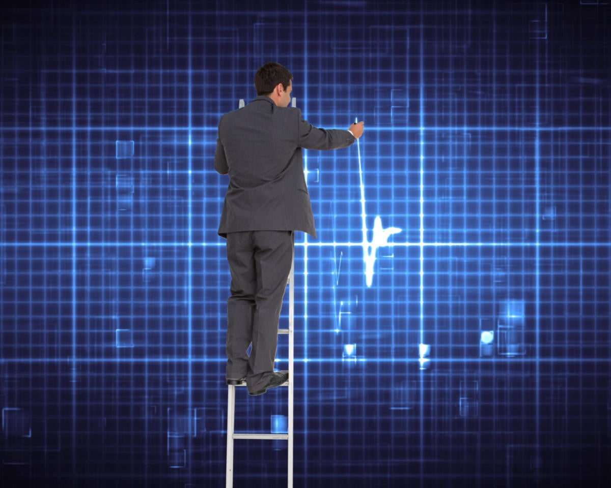 healthcare cio data thinkstock