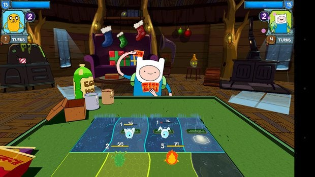 holidaygames adventuretime