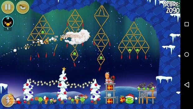 holidaygames angrybirds