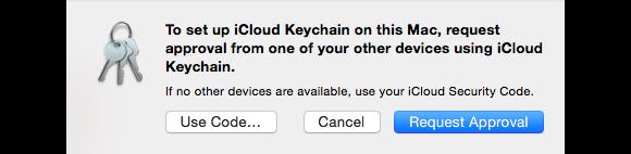 icloud keychain mac