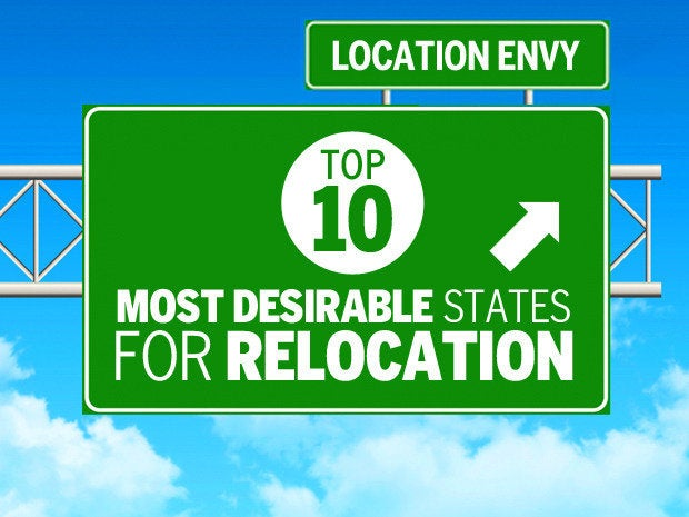 Top 10 States For Tech Workers Willing To Relocate Cio